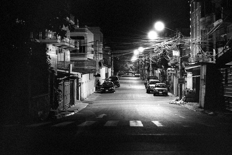 Nuit à Phnom Penh 2011